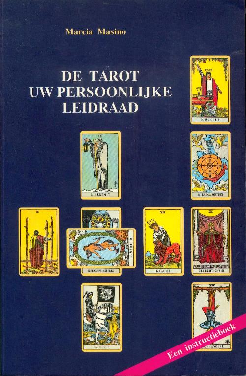 Een instructieboek over de Tarot