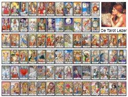 betekenis van de tarotkaarten